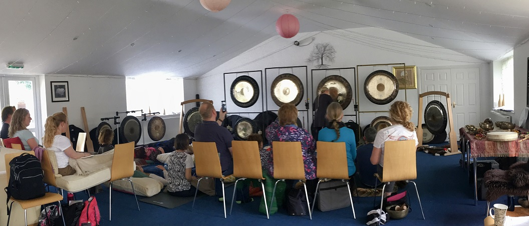 2019-20 Gong Practitioner Training Course 1 Session 1