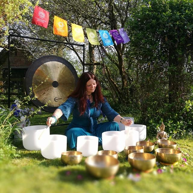 Sound Bath & Meditation at The Wheel of Life Centre