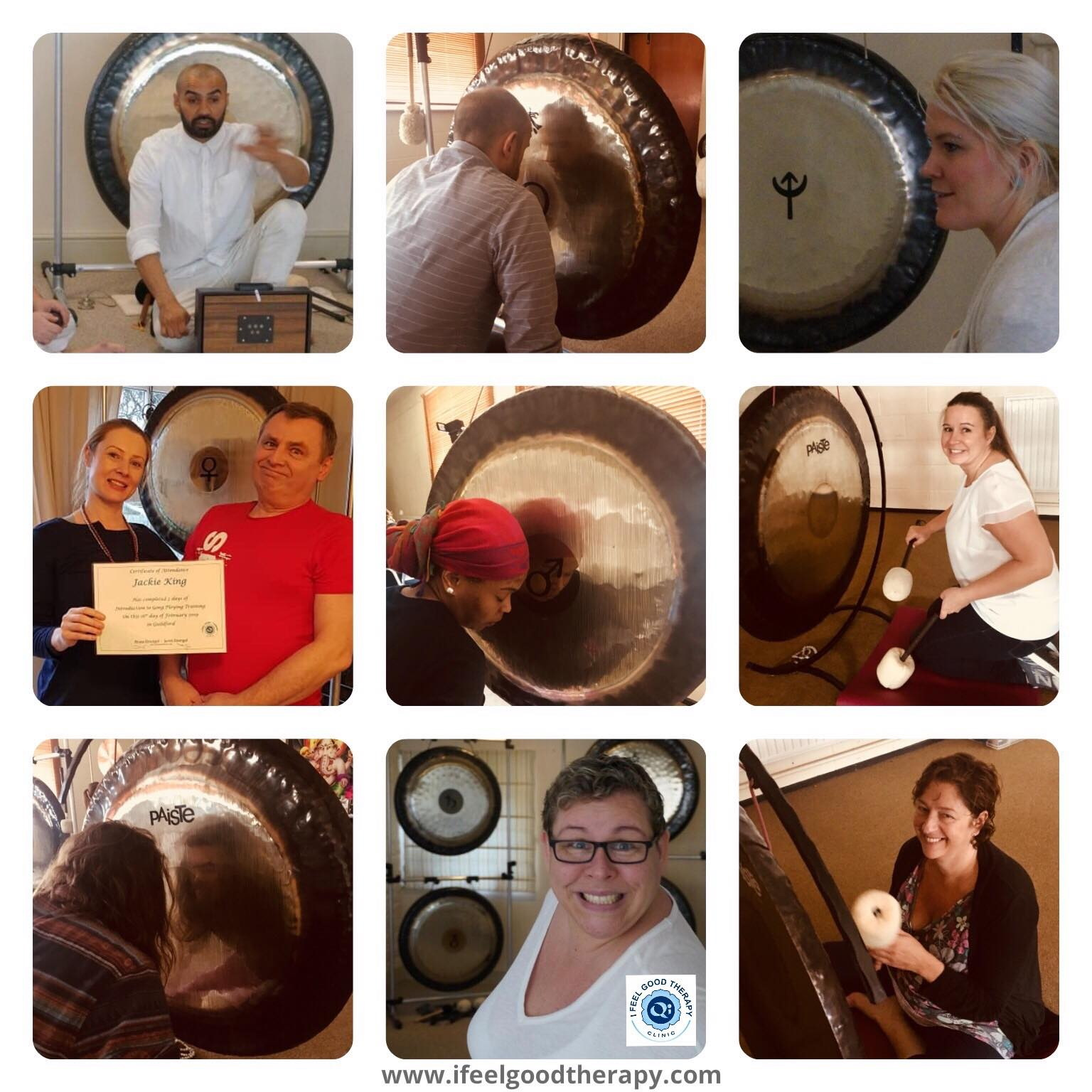 FULL GONG PRACTITIONER TRAINING