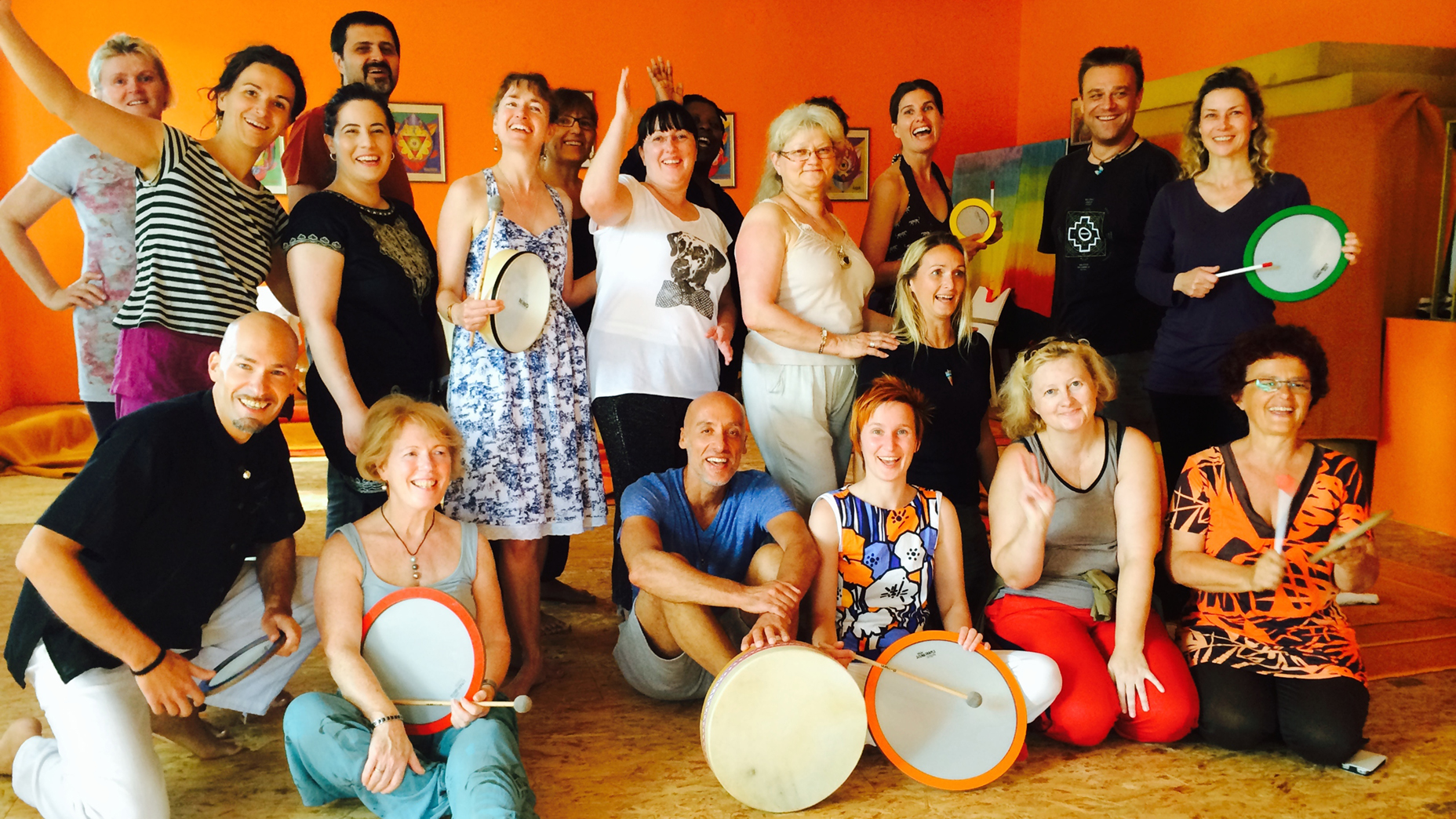 BLUE MOUNTAINS - Level 1 Foundations of Integral Sound Healing: 4 Days (Australi