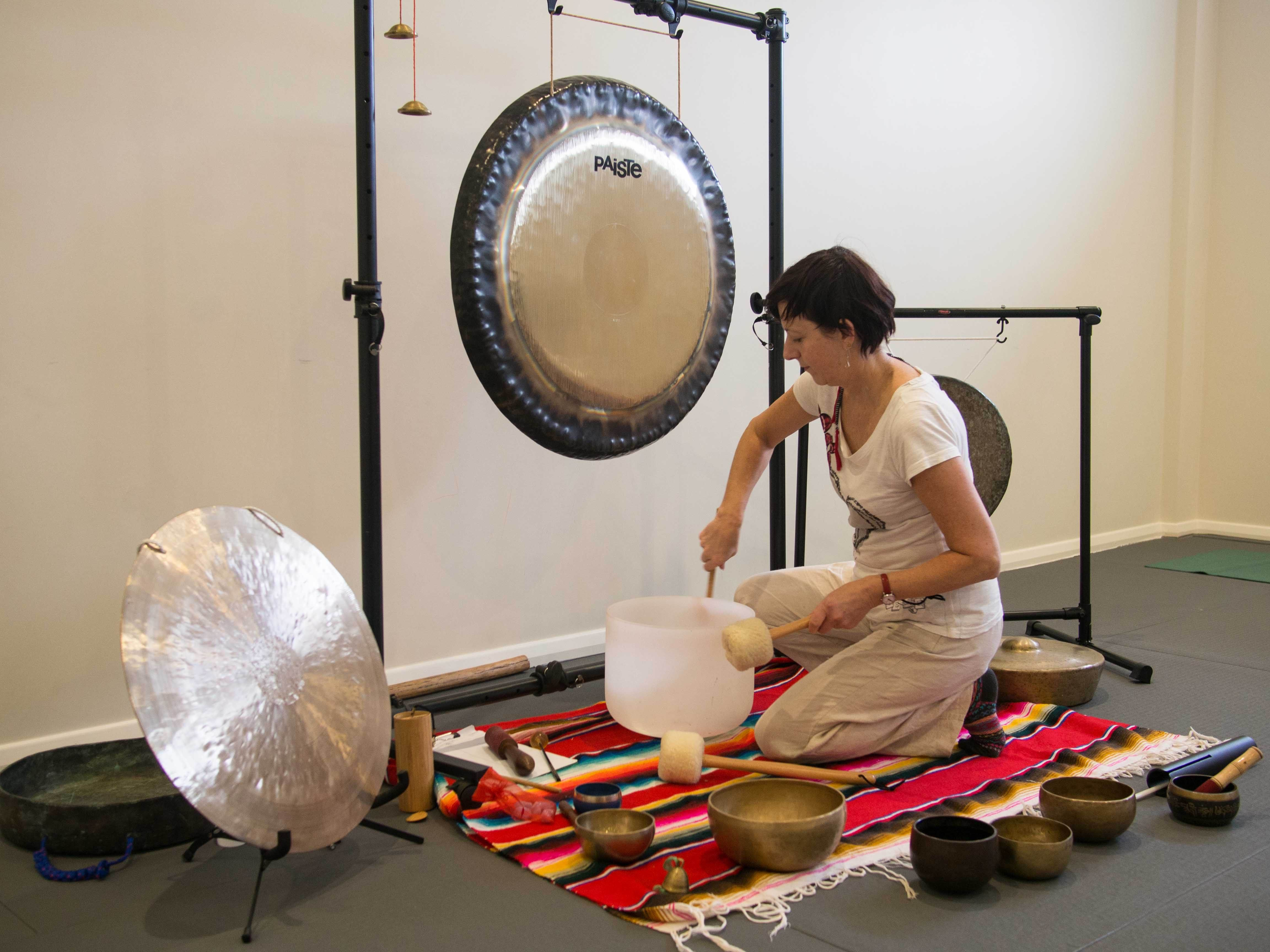 ITOS365 Tibetan Singing Bowl Set for Meditation Yoga and Healing ...