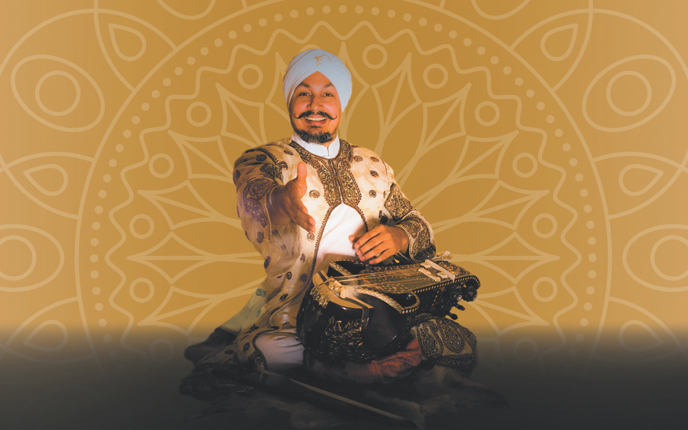 Amazing Grace - Five Talks by Yogi of Sound Prof. Surinder Singh