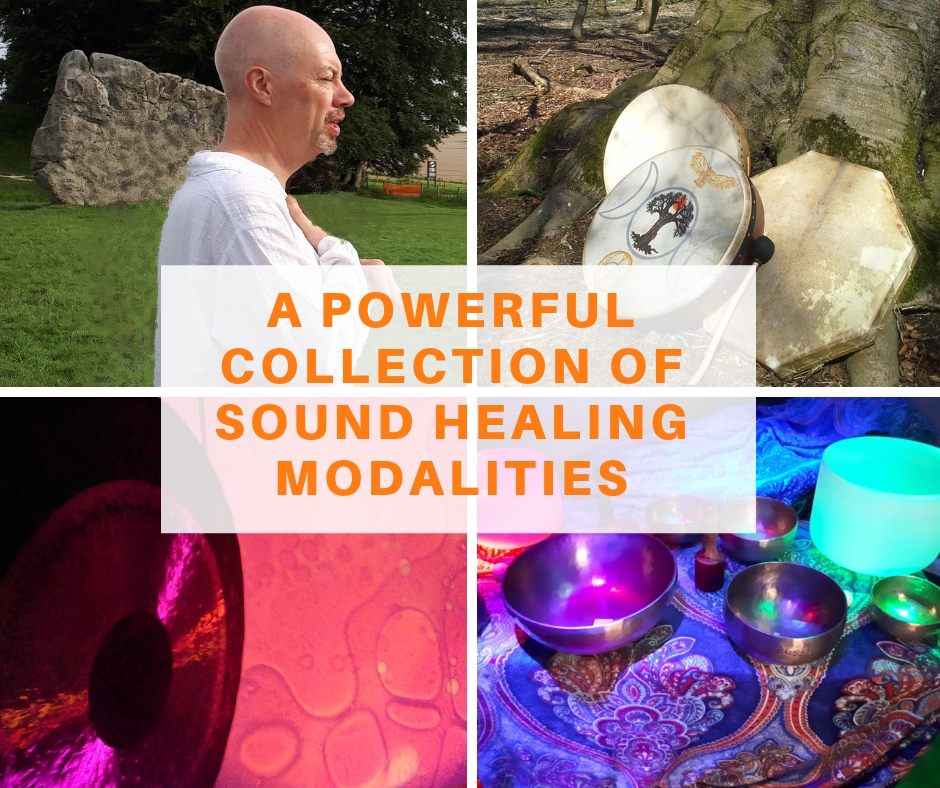 LEEDS - Foundation Certificate in Sound Healing