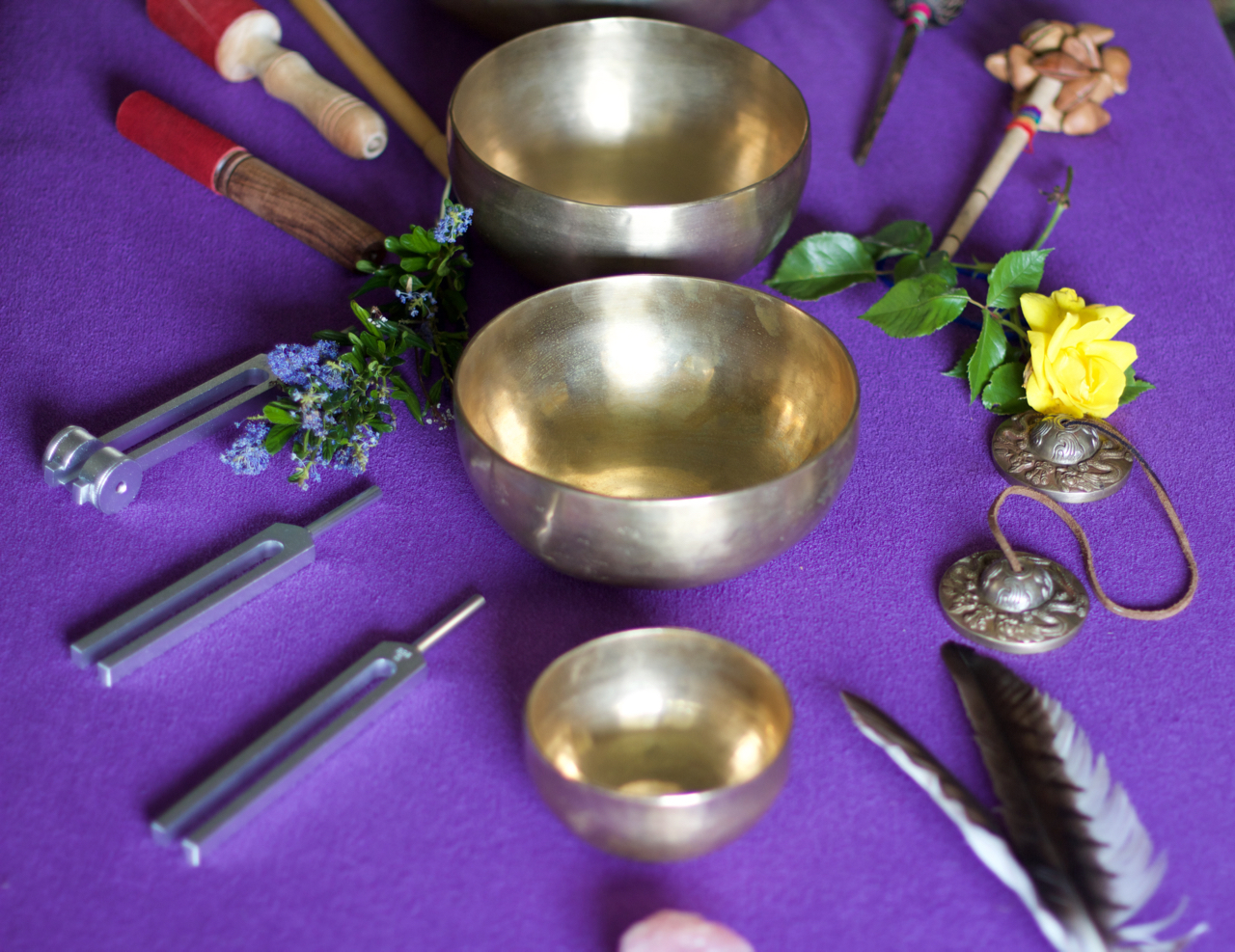 GLASTONBURY - Level 1 Foundations of Integral Sound Healing - multi instrument