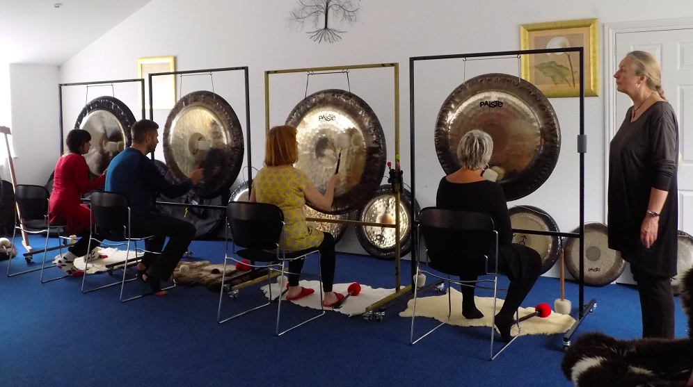 DEVON - 2016-17 Gong Practitioner Training Course 3 Session 3