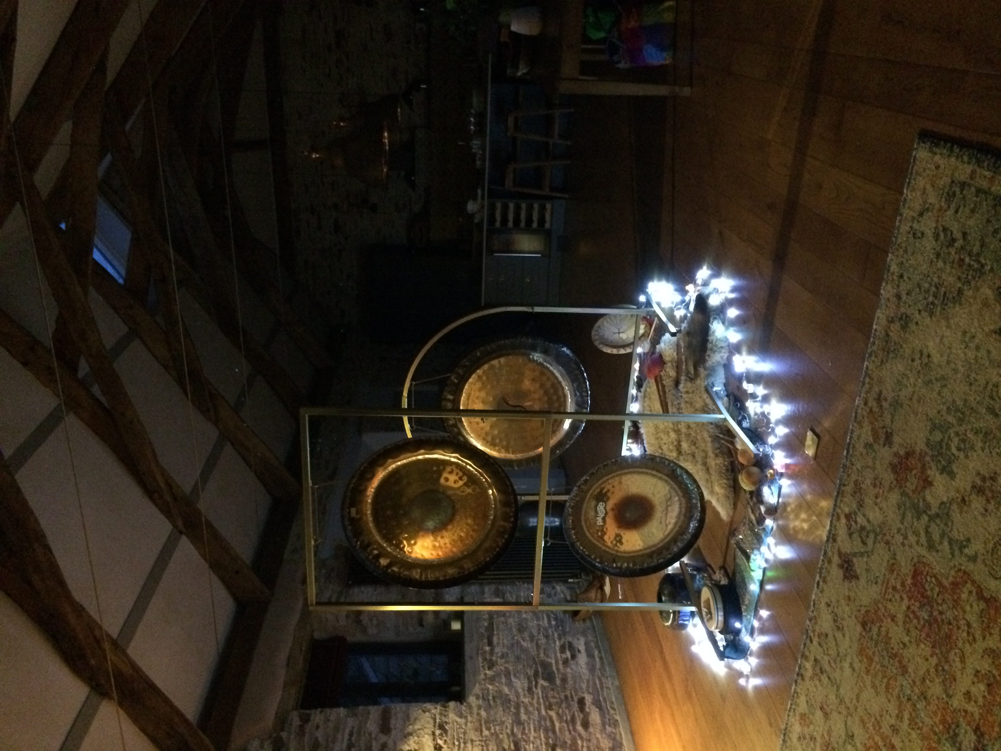 Gong gathering/ Sound Journey