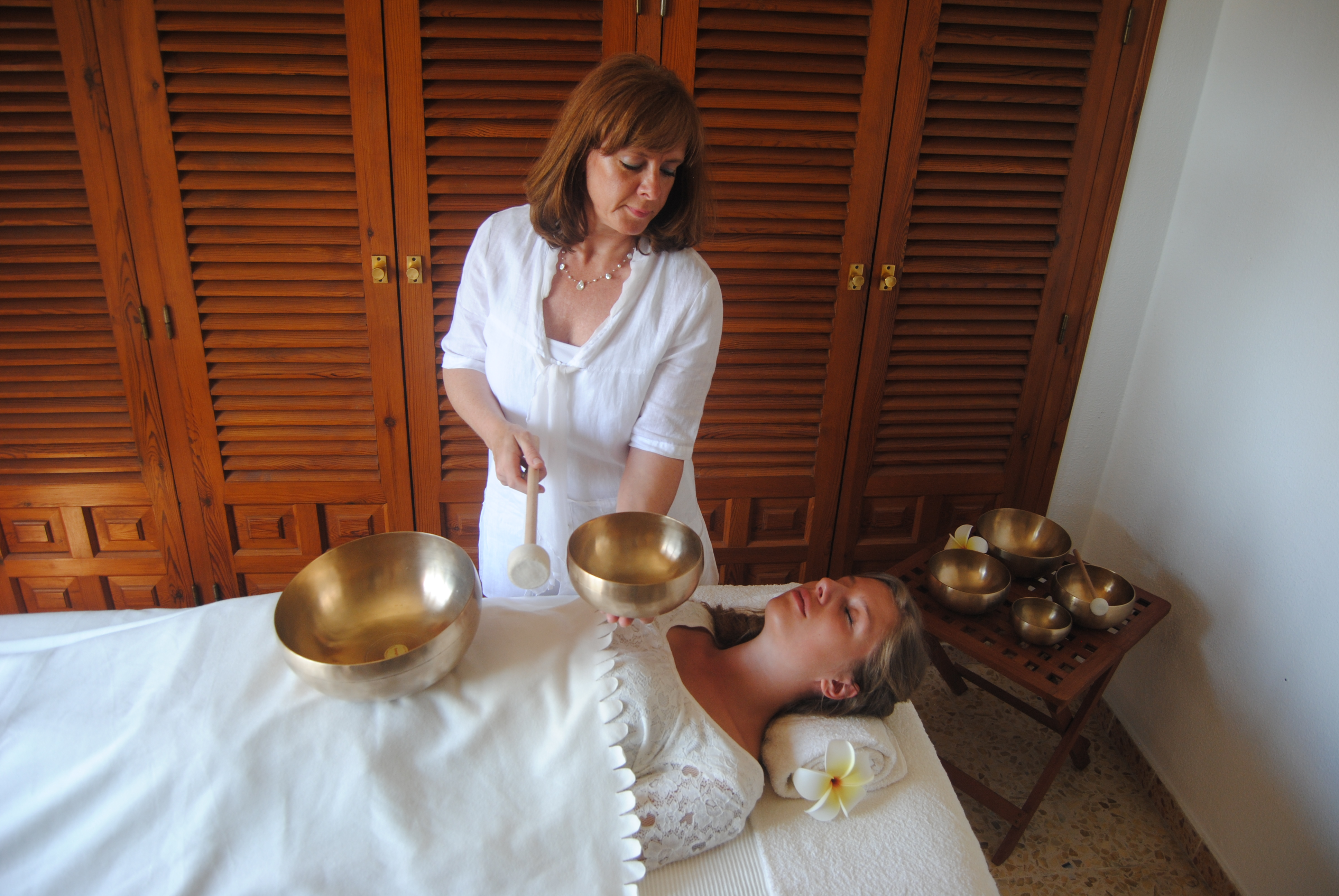 ANDALUSIA - Learn Peter Hess ® Sound Massage - Intensive Course