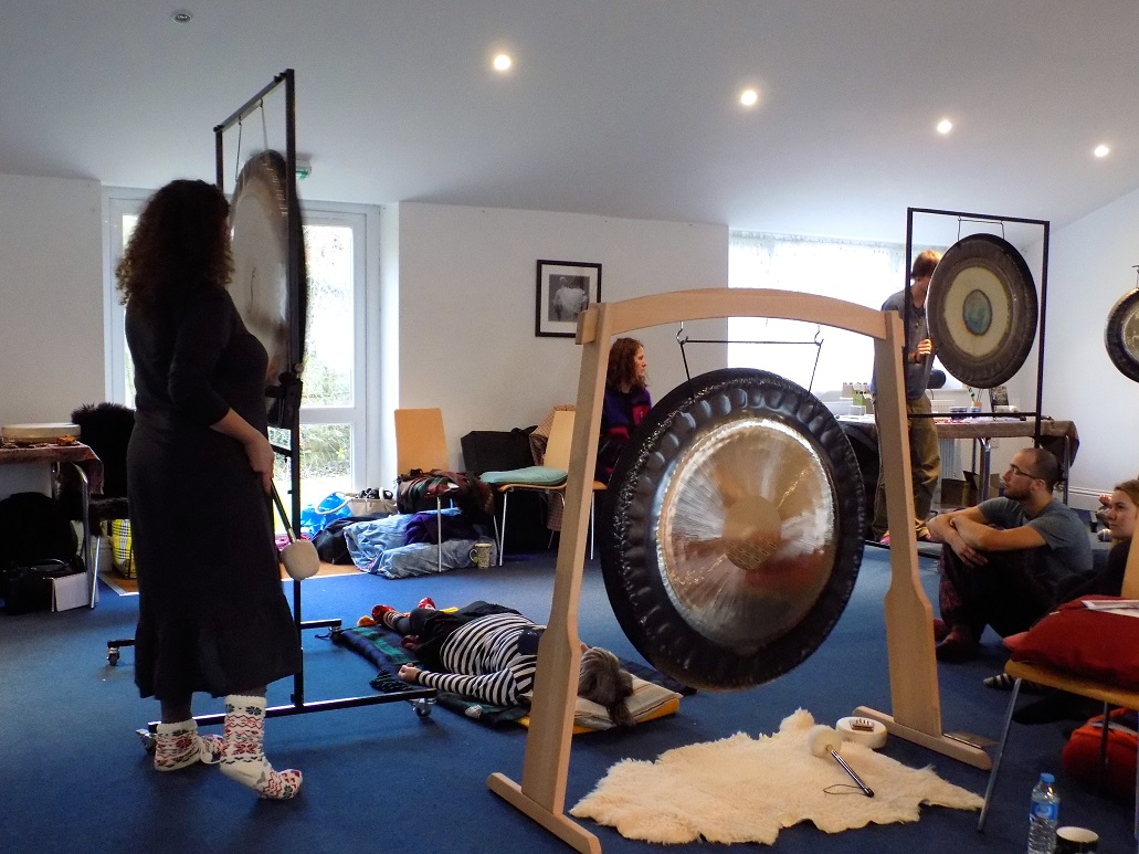 DEVON - 2020-21 Gong Practitioner Training Course 1 Session 1