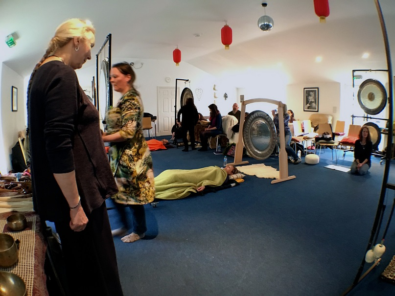 DEVON - 2017-18 Gong Practitioner Training Course 1 Session 2