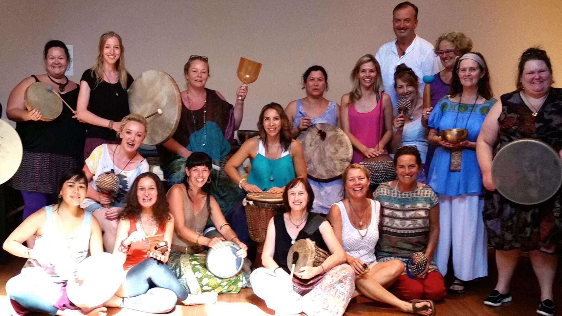 MELBOURNE - Level 2 Diploma: Integral Sound Healing (1-2-1 Clients) 5 Day Immers