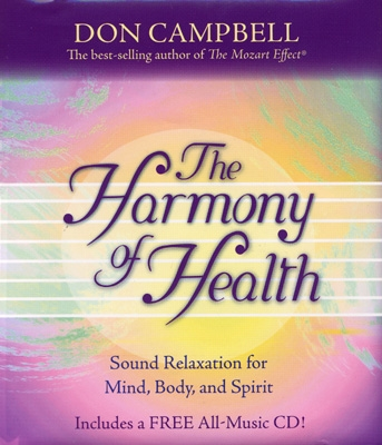 Don Campbell - The Harmony of Health