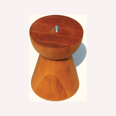 Caisa Hand Steel Drum - Wooden Stand
