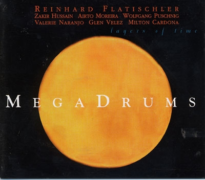 Megadrums: Layers of Time - Various Artists