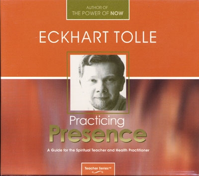 Eckhart Tolle - Practicing Prescence - 6 CDs