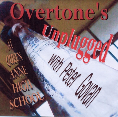 Overtones Unplugged - Peter Govan