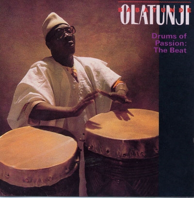 Drums of Passion: The Beat - Babtunde Olatunji
