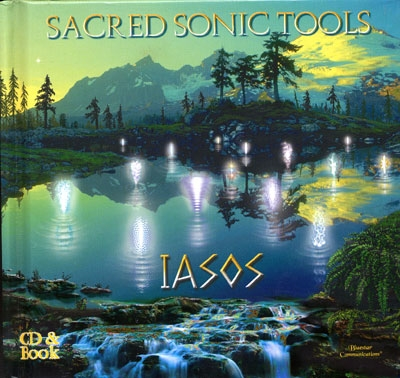Sacred Sonic Tools - Iasos - CD & Book