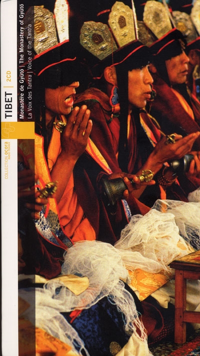 Tibet - Voice of the Tantra - The Monastery of Gyuto - 2 CDs