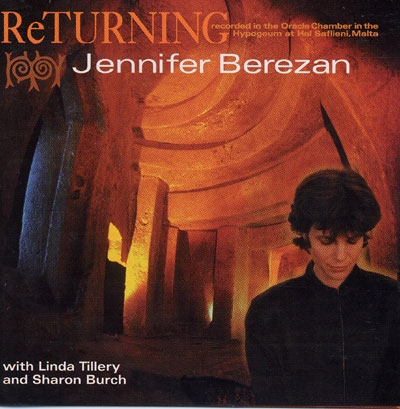Returning - Jennifer Berezan
