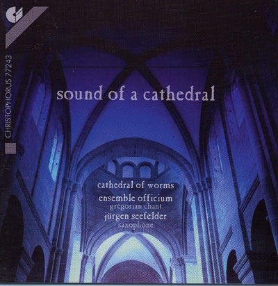 Sound of a Cathedral - Ensemble Officium & Jurgen Seefelder