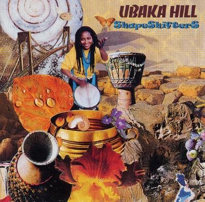 Shapeshifters - Ubaka Hill