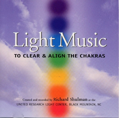 Light Music to Clear & Align the Chakras - Richard Shulman