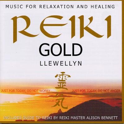 Reiki Gold - Llewellyn