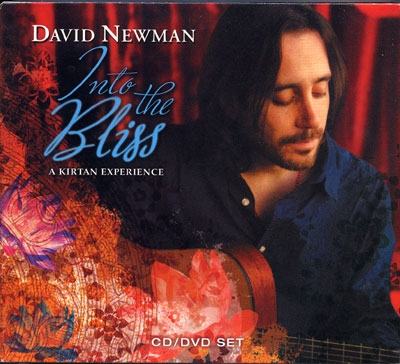 Into the Bliss - A Kirtan Experience - David Newman - CD & DVD Set