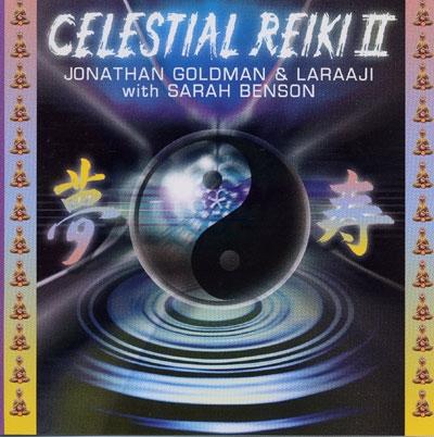 Jonathan Goldman & Laraaji - Celestial Reiki II