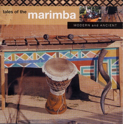 Tales of the Marimba - Various