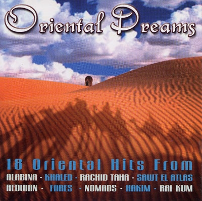 Oriental Dreams - Various