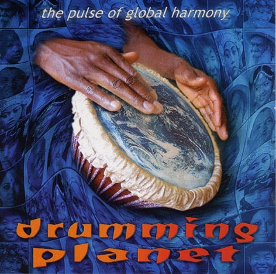 Drumming Planet - Music Mosaic Collection