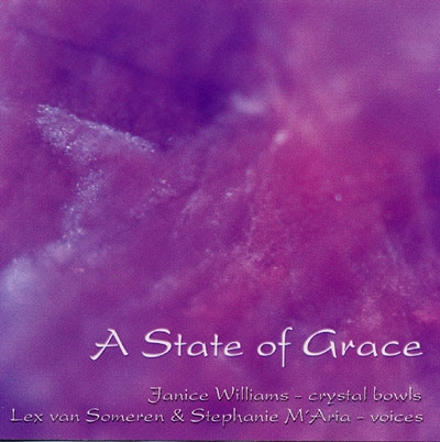 Lex Van Someren, Stephanie M'Aria & Janice Williams - A State of Grace