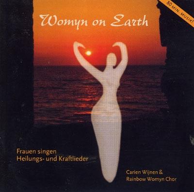 Womyn on Earth - Carien Wijnen & Rainbow Womyn Choir