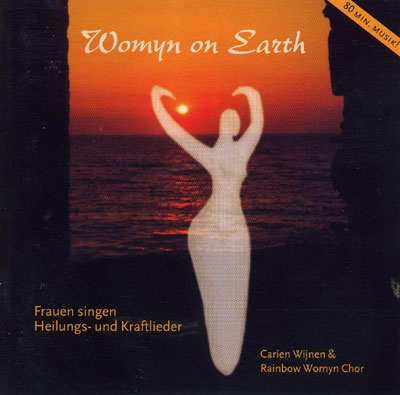 Womyn on Earth - Carien Wijnen & Rainbow Womyn Choir