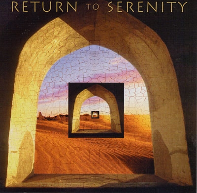 Return to Serenity - Music Mosaic Collection