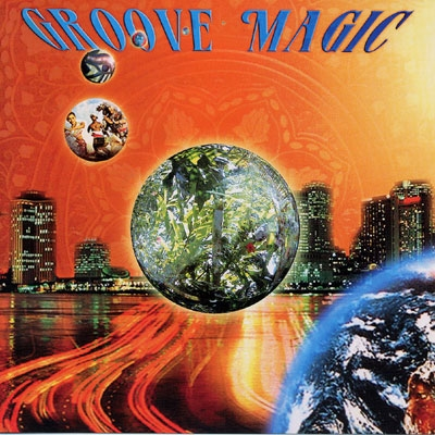Groove Magic - Music Mosaic Collection