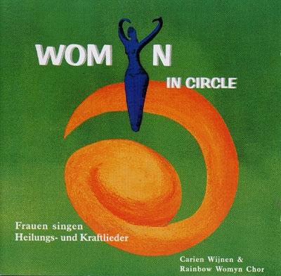 Womyn in Circle - Carien Wijnen & Rainbow Womyn Choir