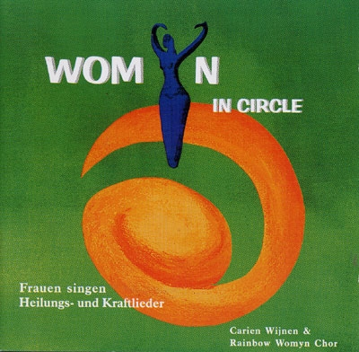 Womyn in Circle - Carien Wijnen & Rainbow Womyn Choir