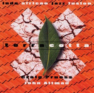 Craig Pruess & John Altman - Terracotta