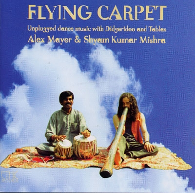 Flying Carpet - Alex Mayer & Shyam Kumar Mishra