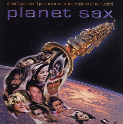 Planet Sax - Music Mosaic Collection