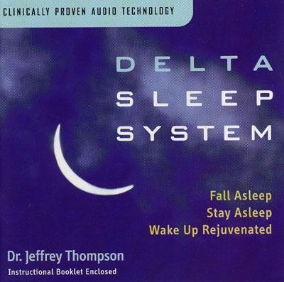 Delta Sleep System - Dr. Jeffrey Thompson