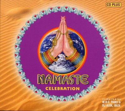 Namaste Celebration - Blue Flame Various