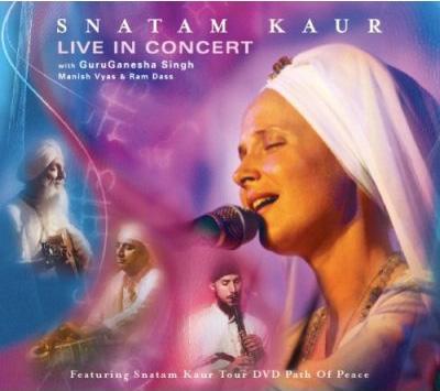 Snatam Kaur - Live in Concert - CD & DVD