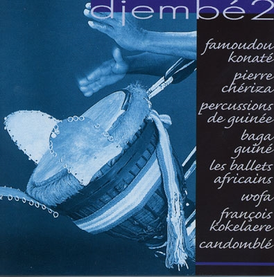 Djembe 2 - Various Artists