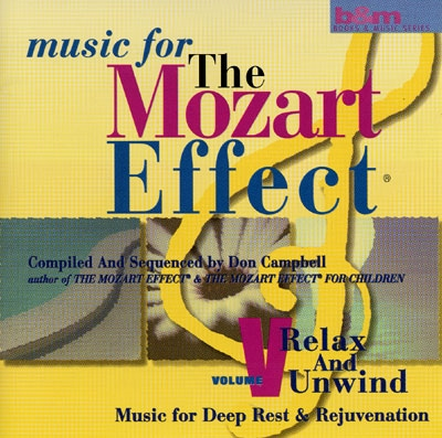 Don Campbell - Music for The Mozart Effect Vol 5