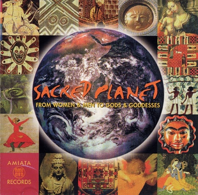 Sacred Planet - Various