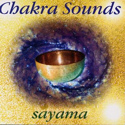 Sayama - Chakra Sounds - 2 CDs