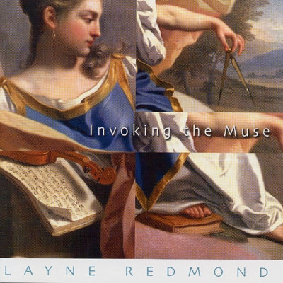 Layne Redmond - Invoking the Muse